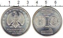 Изображение Монеты Германия 10 евро 2009 Серебро UNC-