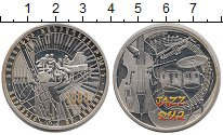 Изображение Монеты СНГ Армения 1000 драм 2010 Серебро Proof-