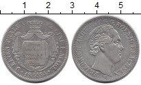 Изображение Монеты Германия Саксония 1/3 талера 1854 Серебро VF