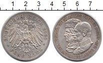 Изображение Монеты Германия Саксония 5 марок 1909 Серебро UNC-