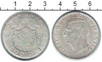 Изображение Монеты Европа Румыния 500 лей 1944 Серебро XF