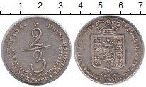 Изображение Монеты Германия Брауншвайг-Люнебург-Каленберг-Ганновер 2/3 талера 1804 Серебро XF