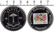 Изображение Монеты Экваториальная Гвинея 1000 франков 1995 Медно-никель UNC- Почтовые марки