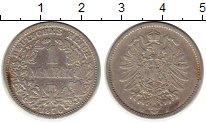 Изображение Монеты Германия 1 марка 1876 Серебро XF-