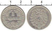 Изображение Монеты Германия 1 марка 1876 Серебро XF- G
