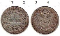 Изображение Монеты Германия 1 марка 1903 Серебро XF F