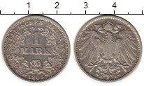 Изображение Монеты Европа Германия 1 марка 1903 Серебро XF