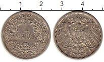 Изображение Монеты Германия 1 марка 1904 Серебро XF
