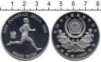 Изображение Монеты Азия Южная Корея 10000 вон 1986 Серебро Proof-