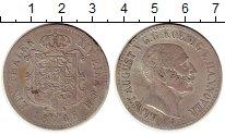 Изображение Монеты Германия Ганновер 1 талер 1845 Серебро XF-