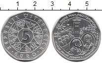 Изображение Монеты Европа Австрия 5 евро 2007 Серебро UNC