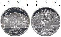 Изображение Монеты Европа Австрия 10 евро 2004 Серебро Proof