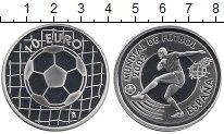 Изображение Монеты Испания 10 евро 2002 Серебро Proof Чемпионат Мира по фу