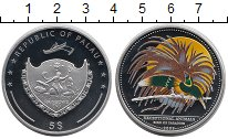 Изображение Монеты Австралия и Океания Палау 5 долларов 2009 Серебро Proof