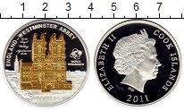 Изображение Монеты Острова Кука 10 долларов 2011 Серебро Proof
