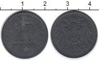 Изображение Дешевые монеты Европа Германия 10 пфеннигов 1920 Цинк VF