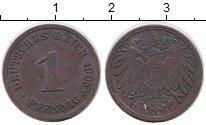 Изображение Монеты Европа Германия 1 пфенниг 1905 Медь XF