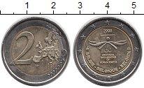 Изображение Монеты Бельгия 2 евро 2008 Биметалл UNC-