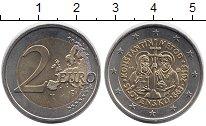 Изображение Монеты Европа Словакия 2 евро 2013 Биметалл UNC-