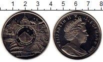 Изображение Монеты Остров Мэн 1 крона 2008 Медно-никель UNC-