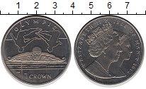 Изображение Монеты Остров Мэн 1 крона 2012 Медно-никель UNC- Олимпийские игры в Л