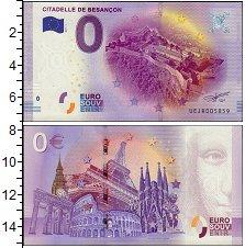 Изображение Банкноты Европа 0 евро 2017  UNC Сувенирная банкнота.