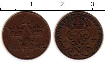 Изображение Монеты Европа Швеция 1 эре 1927 Бронза XF