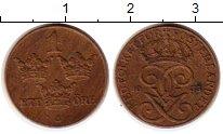 Изображение Монеты Швеция 1 эре 1935 Бронза XF