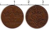 Изображение Монеты Европа Швеция 1 эре 1937 Бронза XF