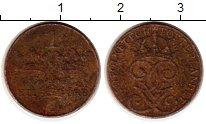 Изображение Монеты Швеция 1 эре 1937 Бронза VF Густав V