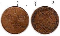 Изображение Монеты Швеция 1 эре 1936 Бронза XF Густав V