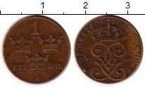 Изображение Монеты Европа Швеция 1 эре 1931 Бронза XF