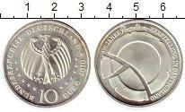 Изображение Монеты Европа Германия 10 евро 2010 Серебро UNC-