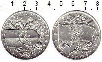 Изображение Монеты Чехия 500 крон 2016 Серебро UNC Народная Рада