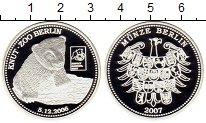 Изображение Монеты Германия Медаль 2007 Серебро Proof