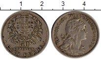 Изображение Монеты Кабо-Верде 50 сентаво 1930 Медно-никель XF