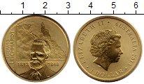 Изображение Монеты Австралия и Океания Австралия 1 доллар 2013 Латунь UNC