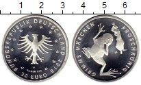 Изображение Монеты Европа Германия 20 евро 2018 Серебро Proof-