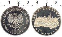 Изображение Монеты Европа Польша 100 злотых 1977 Серебро Proof-