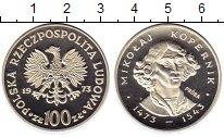 Изображение Монеты Европа Польша 100 злотых 1973 Серебро Proof-