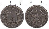 Изображение Монеты Веймарская республика 1 марка 1934 Медно-никель XF