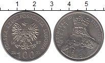 Изображение Монеты Польша 100 злотых 1987 Медно-никель UNC-