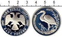 Изображение Монеты СНГ Россия 1 рубль 1995 Серебро Proof