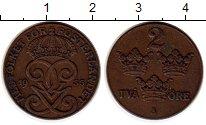 Изображение Монеты Европа Швеция 2 эре 1935 Бронза XF