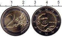 Изображение Мелочь Европа Германия 2 евро 2018 Биметалл UNC