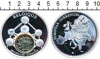 Изображение Монеты Европа Германия Медаль 0 Посеребрение Proof-