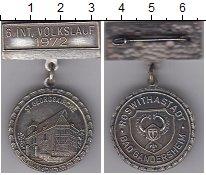 Изображение Монеты Германия ФРГ медаль 1972  UNC-