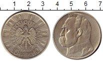 Изображение Монеты Европа Польша 10 злотых 1937 Серебро XF