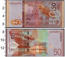 Продать Банкноты Сан-Томе и Принсипи 50 добра 2016