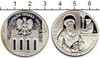 Изображение Монеты Польша 10 злотых 1999 Серебро Proof 500 лет со дня рожде